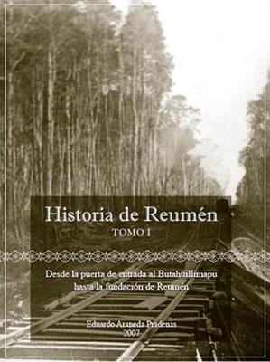 Libro Historia de Reumén