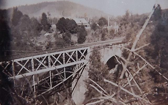 Puente Lipingue 1920
